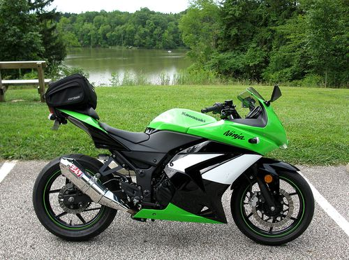 1500 miles on my Ninja 250R - Ninja 250 Mods, parts, and accessories