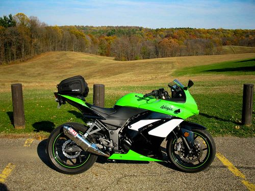 Ninja 250 Mods Parts And Accessories Modifications