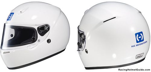 HJC-AR-10-II-SA2010-White-Side-Rear