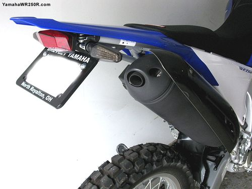 Supermoto Tail Light Kit After Drc Edge Tail Light Kit