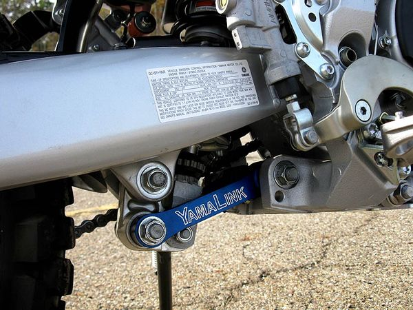 WR250R WR250X Lowering Link Kit