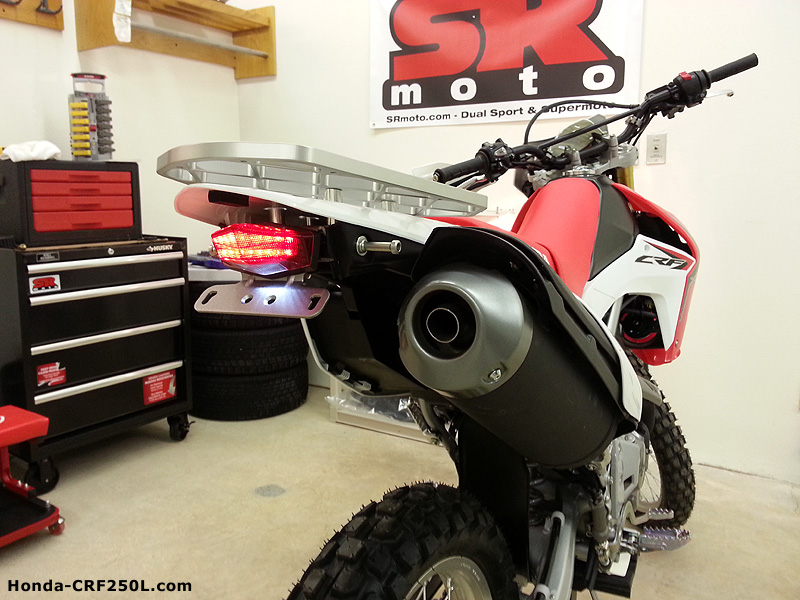CRF250L-DRC-Edge-Integrated-Tail-Light-On