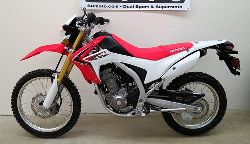 CRF250L-Project-Bike-Day-1