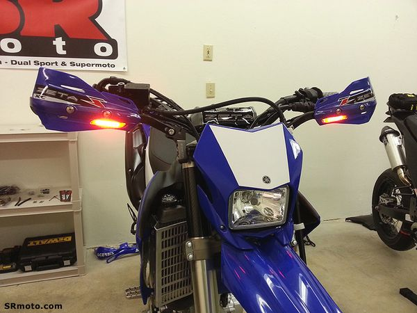 ZETA RX-CLAMP KIT WR250R//X W:100 M12