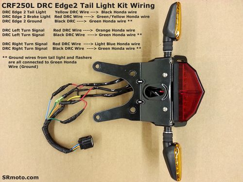 CRF250L-Edge2-Tail-Light-Kit-Wiring