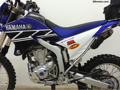Yamaha Wr250r Seat Concepts Complete Seat W Black And