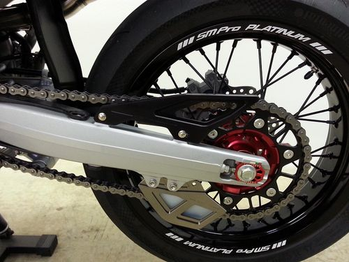 Crf250l-zeta-heel-guard-chain-cover-black