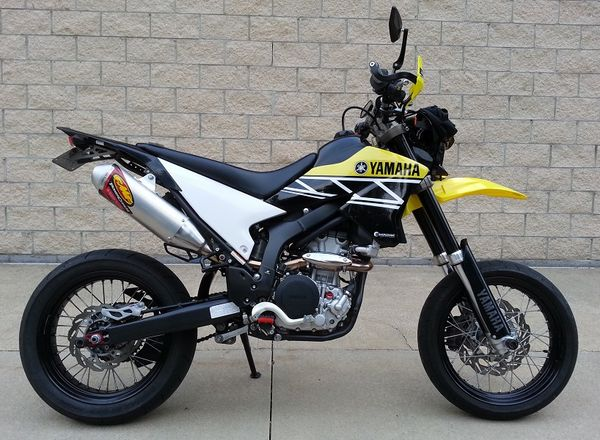 On sale fmf q4 and powercore4 performance packages for for Yamaha wr250r horsepower