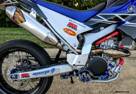 Yamaha-WR250R-Supermoto-FMF-PowerCore4-Exhaust