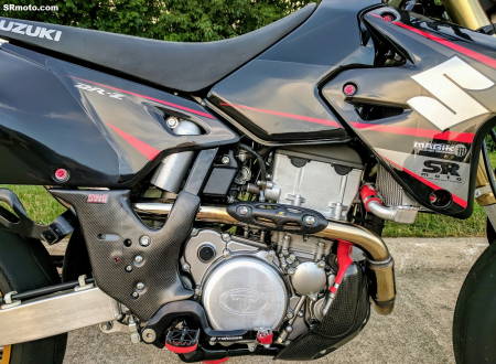 Suzuki DRZ400S / DRZ400SM FMF PowerCore4 Exhaust Review and