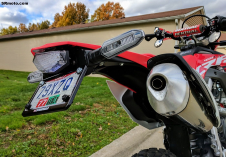 CRF450L-Fender-Eliminator-12oClockLabs-5