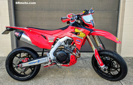 CRF450L-Retro-Red-Graphics-Supermoto