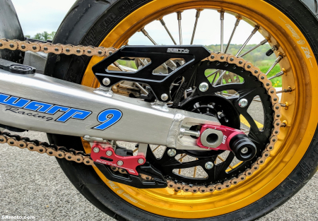 CRF450L-Zeta-Heel-Guard-and-Chain-Guide