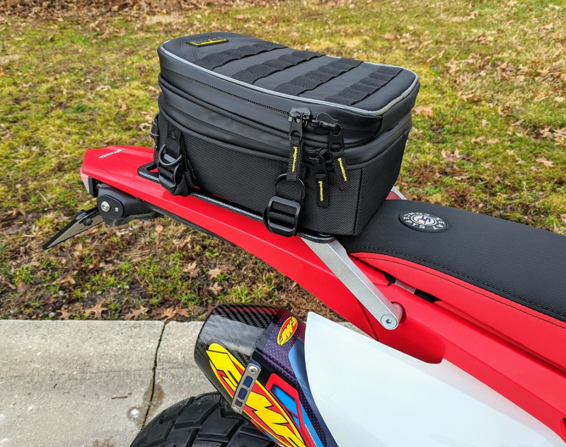 Nelson-Rigg-Trails End-Dual-Sport-Tailbag-CRF450L